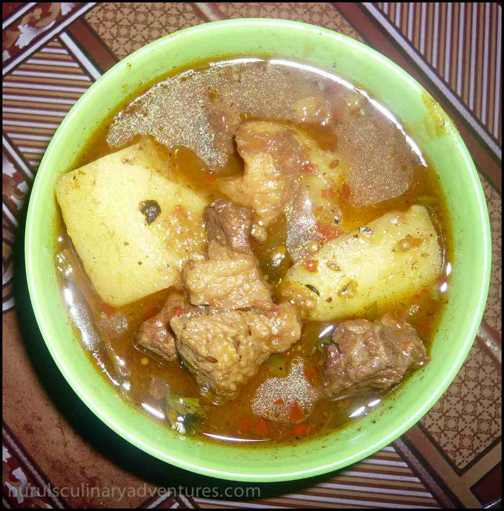 Back to the recipes bengali beef curry nuruls culinary adventures bengali beef curry with potatoes forumfinder Gallery