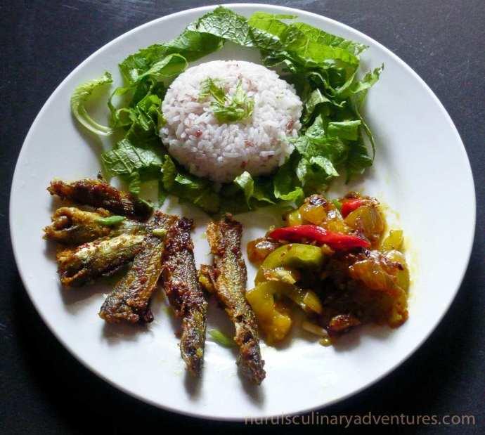 P1080393-1-btengra mas biran, bengali fried small fish